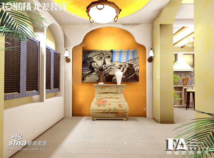 其他 别墅 玄关图片来自用户2557963305在地中海风格-依云小镇27的分享