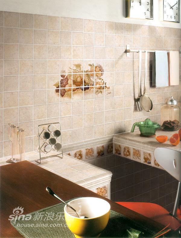 地中海 复式 厨房图片来自用户2756243717在田园风格-马可波罗17的图片