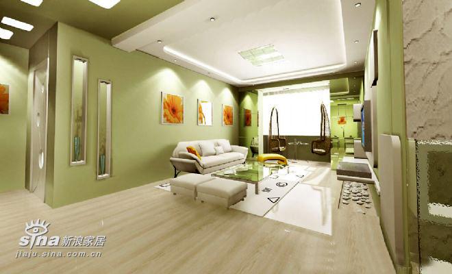 简约 别墅 客厅图片来自用户2738093703在新翡翠花园67的分享
