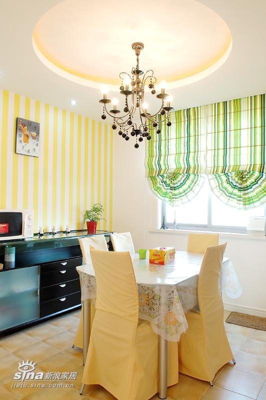 简约 四居 餐厅图片来自用户2738845145在知贤装饰四81的分享