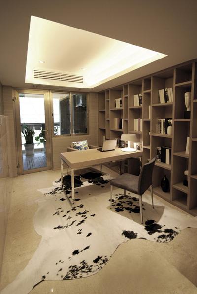 书房 书柜 现代图片来自用户2558757937在我的家园的分享