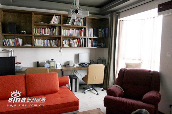 中式 复式 书房图片来自用户2737751153在白领20万武装163平复式79的分享