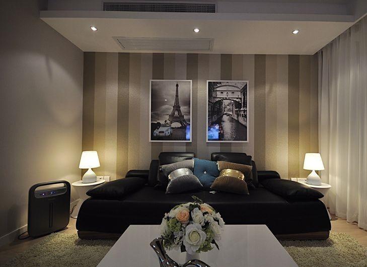 简约 二居 客厅图片来自用户2738845145在拒绝花哨79平米简约2居室94的分享
