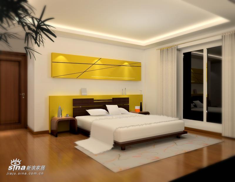 简约 二居 卧室图片来自用户2737759857在昏暗的简约风格79的分享