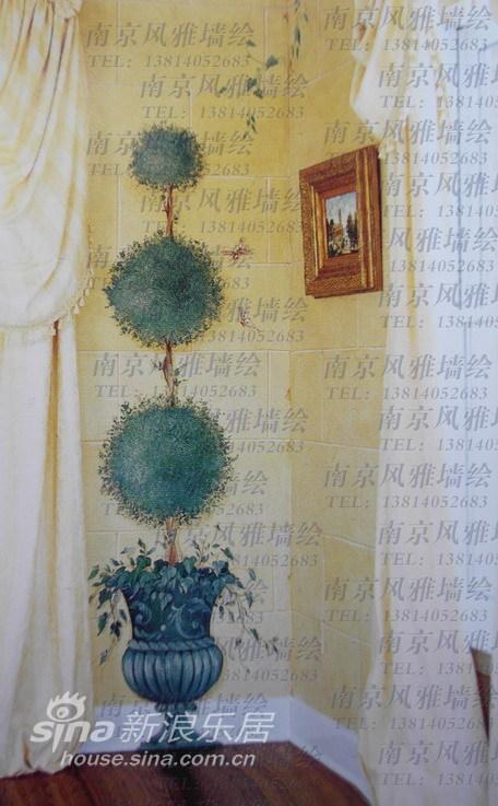 其他 其他 客厅图片来自用户2557963305在南京风雅墙绘装饰手绘墙47的分享