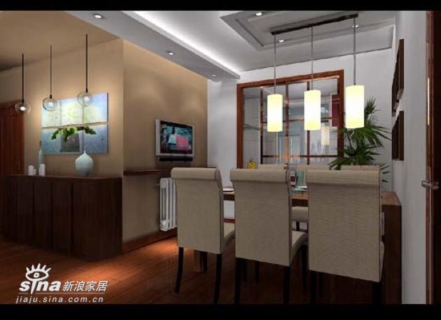 简约 三居 餐厅图片来自用户2556216825在翠城馨园经典设计51的分享