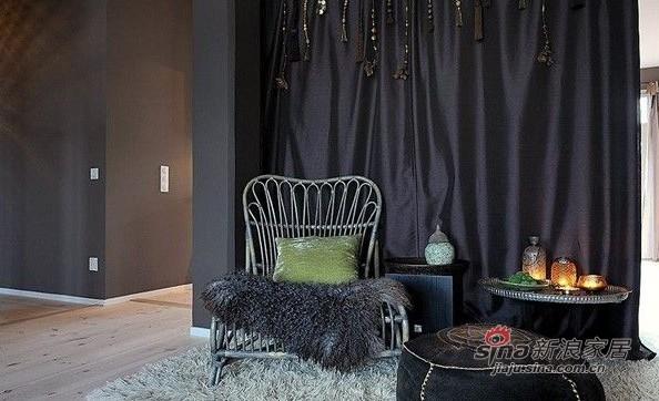 151平米瑞典奢华复古风格公寓