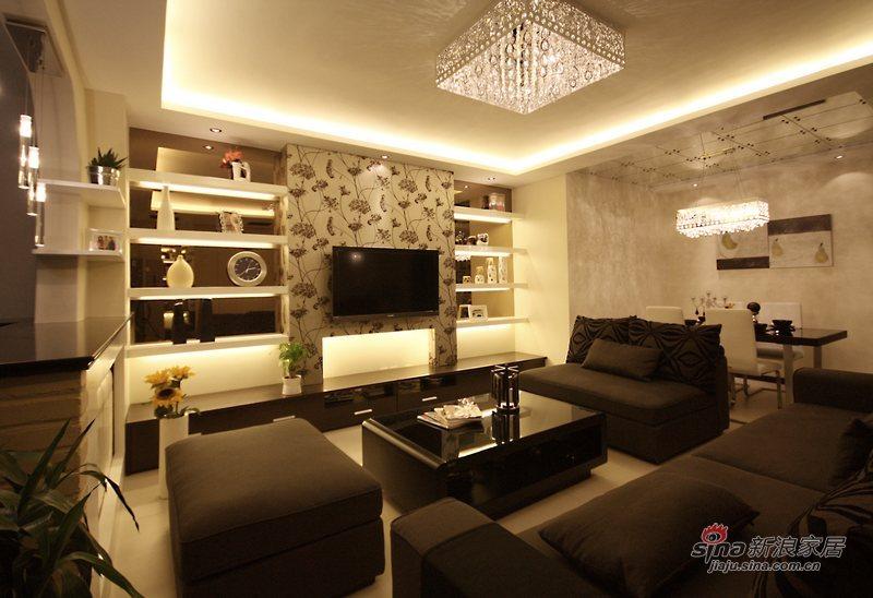 简约 三居 客厅图片来自用户2737786973在黑白森林28的分享