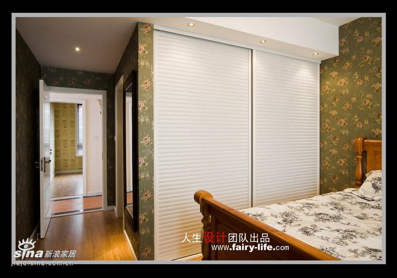 欧式 三居 卧室图片来自用户2772856065在清爽简约的美式51的分享