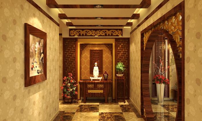 中式 别墅 玄关图片来自用户1907662981在我的专辑851173的分享