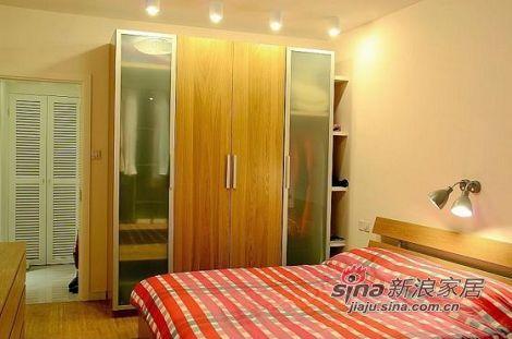 简约 二居 客厅图片来自用户2739081033在上班族76平米经济适用房11的分享