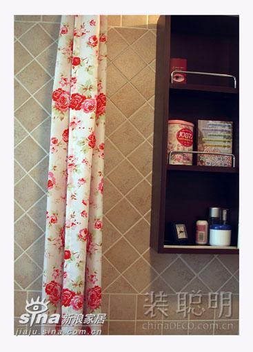 其他 二居 卫生间图片来自用户2737948467在温馨两居室 享受城市里的桃源生活177的分享