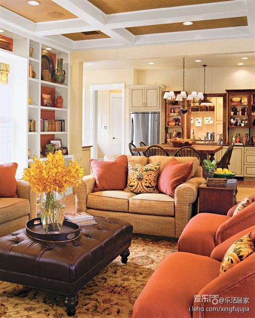 客厅 现代 宜家 厨房图片来自用户2746953981在现代美式的分享