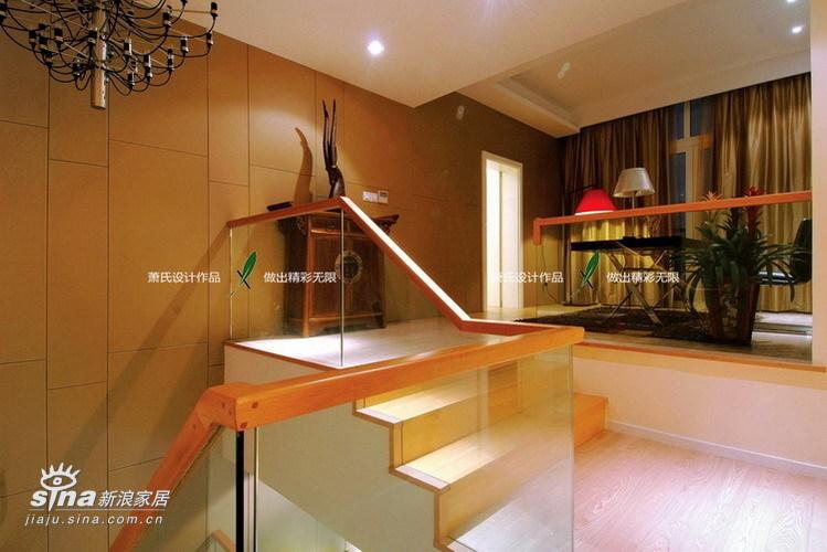 简约 别墅 楼梯图片来自用户2738829145在瑞虹新城19的分享