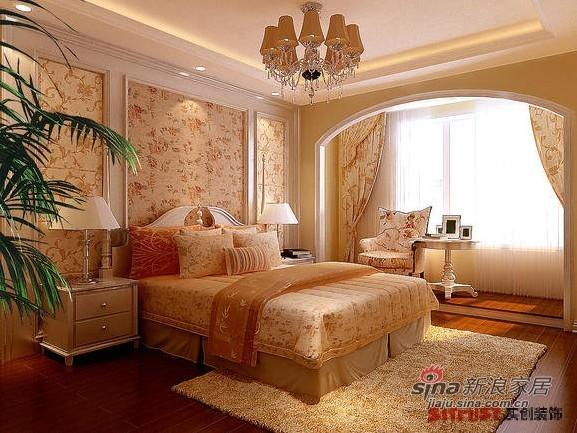 简约 三居 卧室图片来自用户2738829145在6.9万打造完美时尚114平三居室44的分享