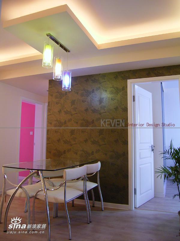 简约 二居 餐厅图片来自用户2557979841在经典2房小空间的改造--aircf的新居--KEVEN设计48的分享