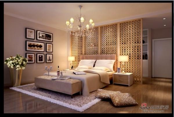 现代 三居 卧室图片来自用户2772355195在14W装饰160平米清新收纳小家族64的分享