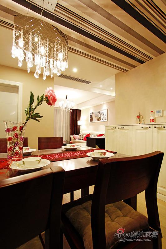 简约 二居 餐厅图片来自用户2737786973在6.2万打造90平现代简约时尚二居室90的分享