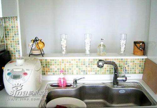 简约 别墅 厨房图片来自用户2738845145在浪漫满屋温馨韩式家居实景46的分享