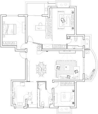 简约 一居 客厅图片来自用户2745807237在嘉丰银座61的分享