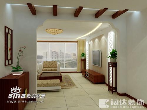 简约 一居 玄关图片来自用户2557979841在华侨城-阔达南居设计师张领59的分享