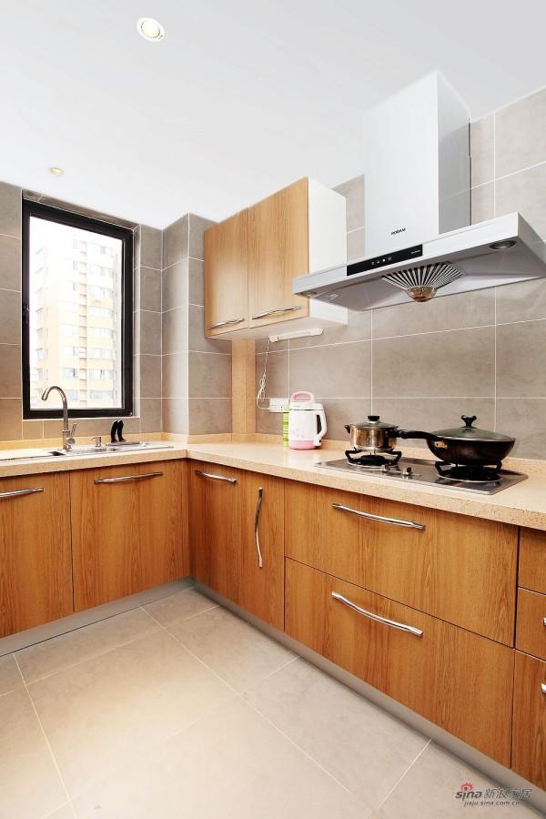 厨房看看,厨房美佳橱柜,德膜的模压板 ,
