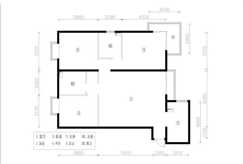 简约 三居 客厅图片来自用户2737786973在仅花10万装修国风北京现代简约二手房74的分享