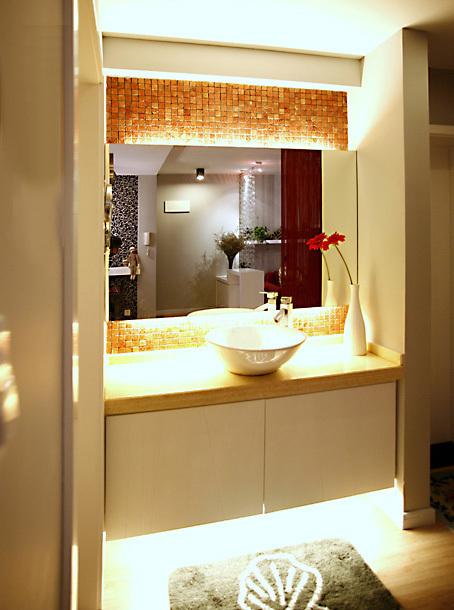简约 一居 卫生间图片来自用户2737759857在65平一居婚房87的分享