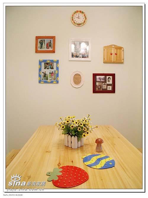 其他 三居 餐厅图片来自用户2558746857在温馨闲适田园草莓屋20的分享