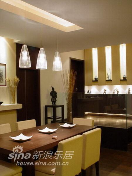 中式 三居 餐厅图片来自wulijuan_16在10万装修大气的中式风格23的分享