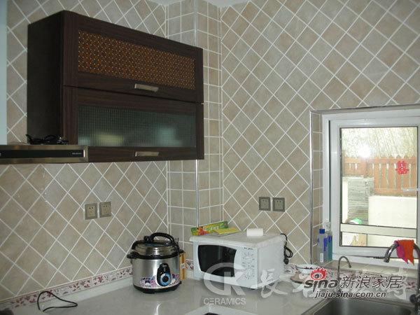 中式 别墅 厨房图片来自用户1907661335在内敛——演绎冷色调中式风格65的分享