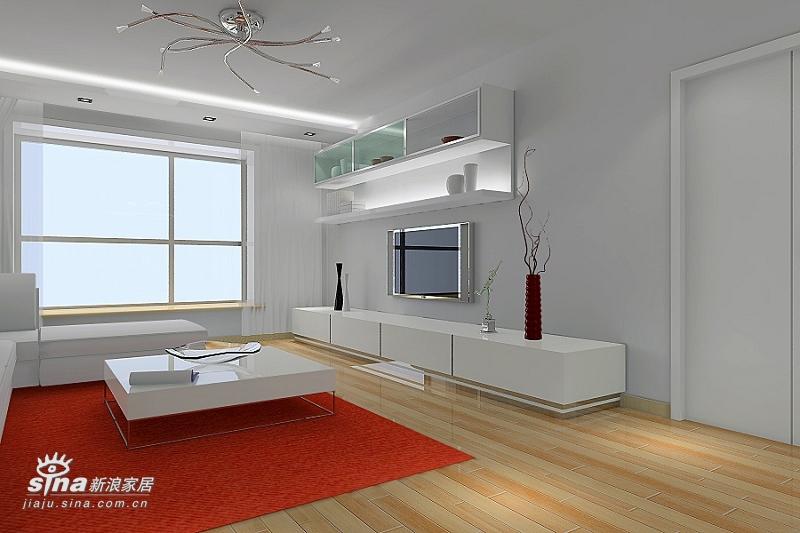 简约 三居 客厅图片来自用户2556216825在另样的北苑家园现代简约设计56的分享