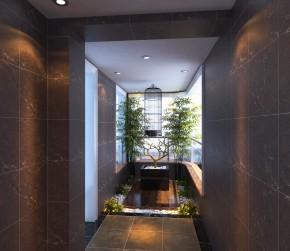 复式 跃层 白领 高富帅 阳台图片来自北京合建装饰在舒适的复式大宅的分享
