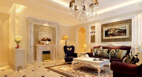 整套方案完美的融合了空间与人文的和谐共融,凸显出居室主人的精神文化情趣和审美高度