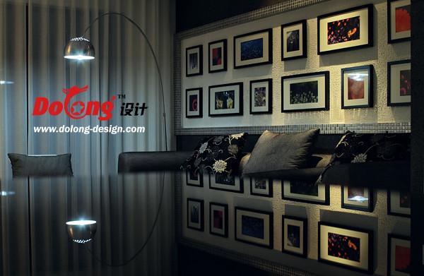 项目名称\\影 工程地点\\南京.奥体丹枫园 设计单位\\DOLONG设计 施工单位\\大品专业施工