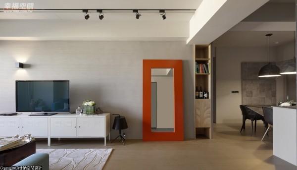 喜欢老对象的屋主希望打造LOFT风格的空间新味道。