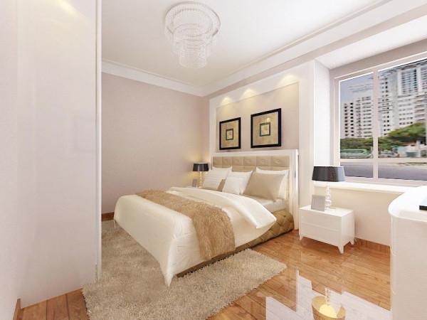 简约欧式风 欧铂城 腾虹装饰 装饰装修 腾虹装饰工 卧室图片来自天津