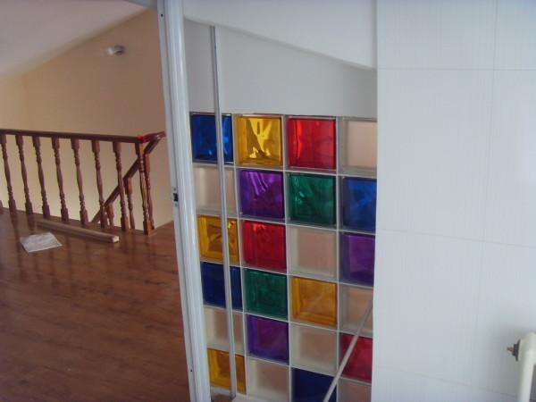卫生间玻璃砖工艺