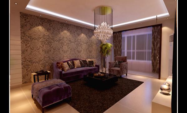 欧式的尊贵和现代的简约融于一室,没有过分的装饰,讲究装饰的适度、强调功能性设计,现代简约的设计手法体现出现代的简约和实用,这或许是对简欧风格最好的写照。吊顶强化欧式风格的曲线感,呈现出自然轮廓。