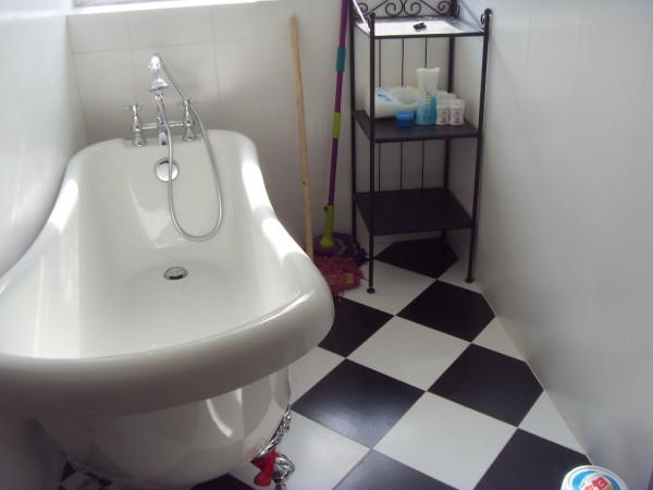 阁楼卫生间