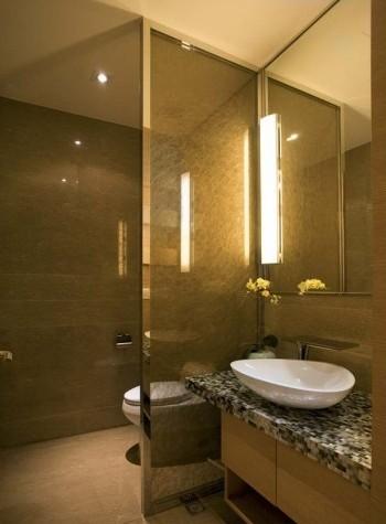 卫生间是个私密空间,是放松心情的地方,疲惫一天的人,冲个热水澡最能缓解工作带来的压力。
