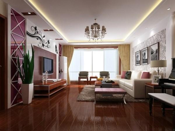 简单家具 让您的客厅更显宽敞