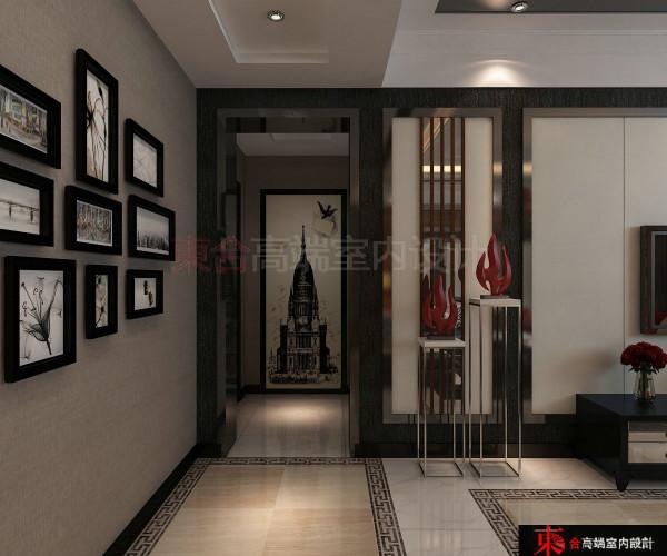 【東和高端设计】客厅一角