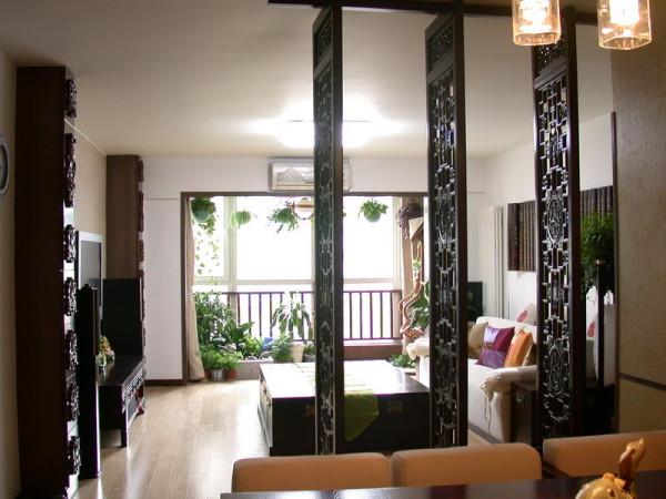 180平米中式三居