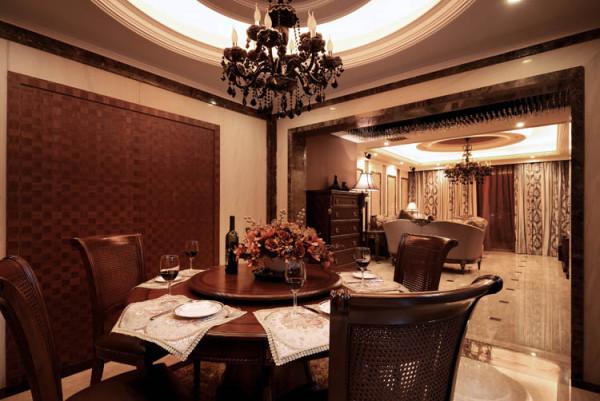 金地朗悦--97平米餐厅图