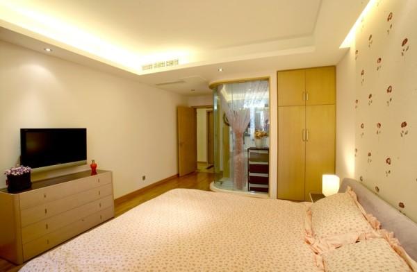 金地朗悦--140平米卧室
