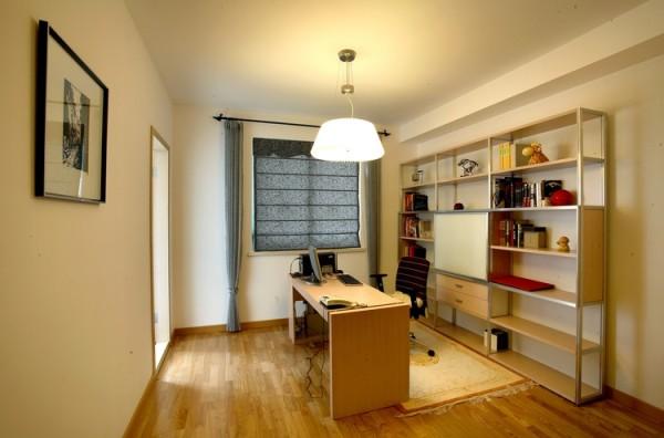 金地朗悦--140平米书房