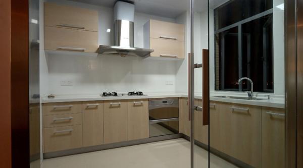 厨房空间布置合理