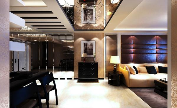现代简约-玄关过廊设计