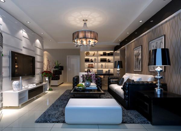 无纺布的纹理,餐桌的高光和餐椅皮质感觉,形成对比,彰显低调奢华。